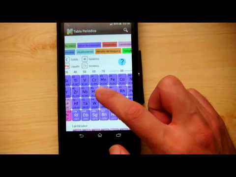Periodic table android apps on google play urtaz Image collections