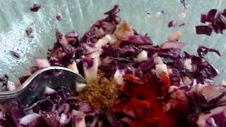 474 Diverse Uses Of Red Cabbage Shows Its 'versatility'.wmv
