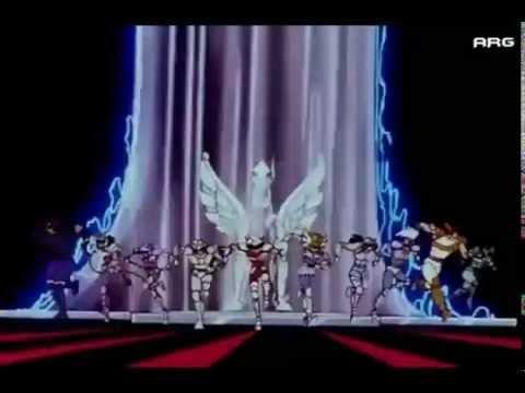 Los Caballeros Del Zodiaco-Opening 1 [HD]