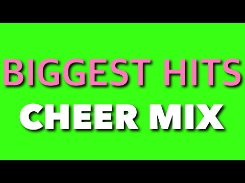 Cheer Mix 2016 -  BIGGEST HITS!