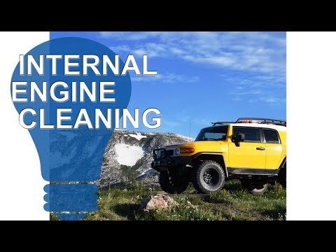 Internal Engine Cleaning Seafoam