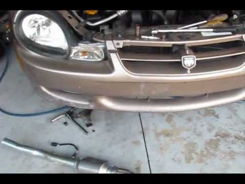 Replacing A Catalytic Converter P0420 on Dodge Neon part4 #2: hqdefault