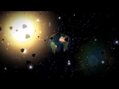 Asteroids detected heading for earth