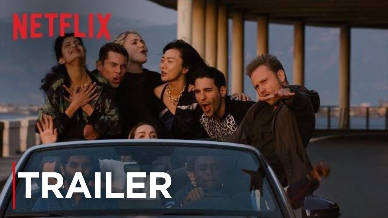 Sense8 Trailer