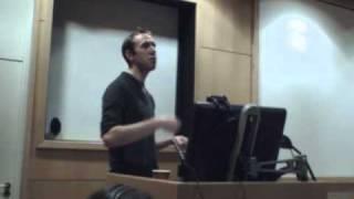 Linc Lectures - Chris Atkins