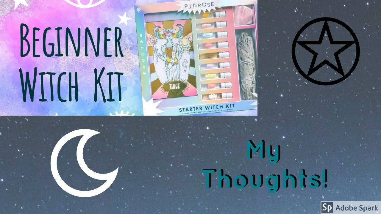 Sephora Witch Starter Kit/ My Thoughts