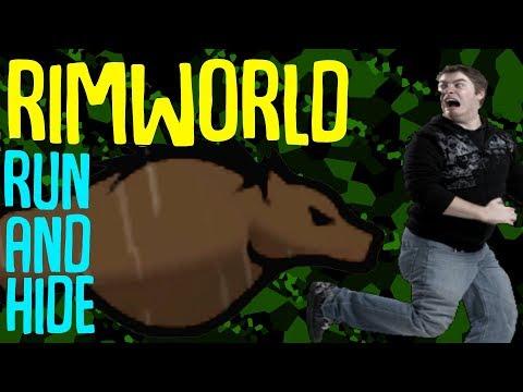 Run And Hide! Rimworld Mod Showcase