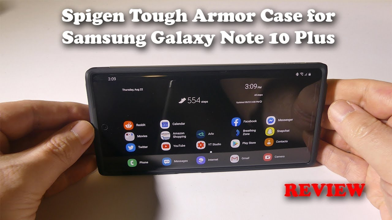 Spigen Tough Armor Case For The Samsung