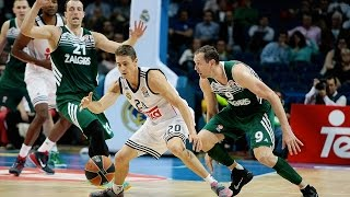 Highlights: Real Madrid-Zalgiris Kaunas