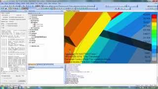 Femap and NX Nastran Five Minute Tutorials - Plate Contact