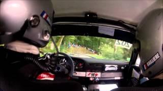Rallye du Mont-Blanc VHC 2015 - ES10