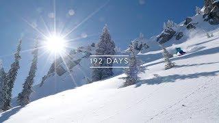 192 Days - Squaw Valley | Alpine Meadows