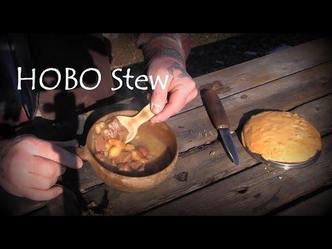 Hobo Stew and Corn Bread