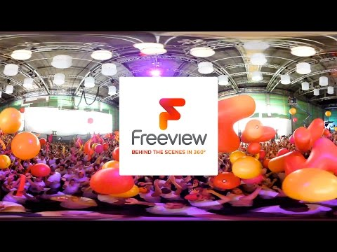 Freeview - The Other Way 360°