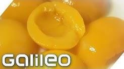 So kommt der Pfirsich ins Glas | Galileo | ProSieben