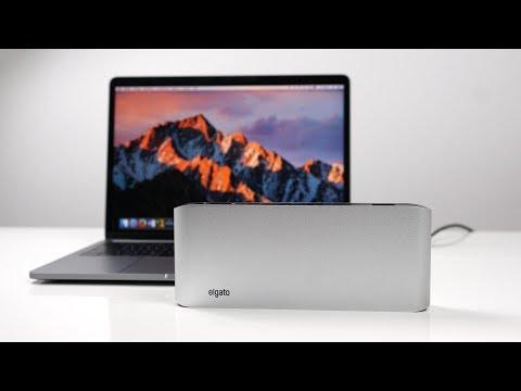 Das perfekte Dock für das MacBook Pro - Elgato Thunderbolt 3 Dock Review | SwagTab