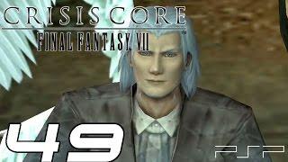 【CCFF7】クライシスコア ファイナルファンタジーVII HD #49 ラザードとの再会 / Crisis Core: Final Fantasy VII - Lazard