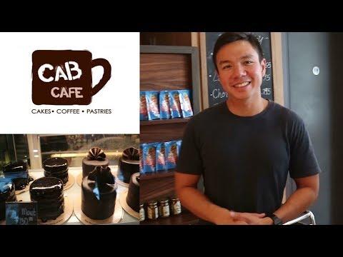 Cab Cafe Manhattan Row, Araneta Center, Food Review - Best Cakes