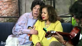 """""""Molambo"""" (Augusto Mesquita e Jayme Florence) - Por Cauby Peixoto e Ângela Maria - TV Brasileiros!"""