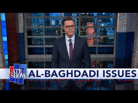 Trump Gets Extremely Graphic In Describing Death Of Abu Bakr al-Baghdadi