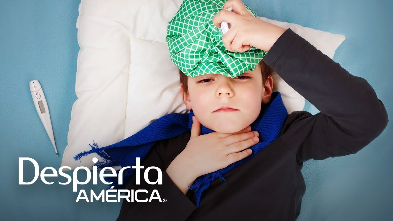 Como quitar la fiebre a un nino de 5 anos