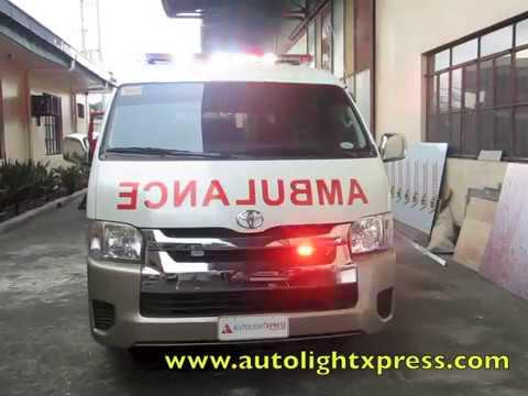 St Luke S Medical Center Ambulance Quezon City Youtube