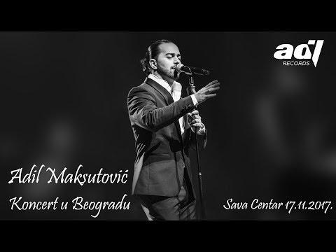 Adil - Koncert - (LIVE) - (Sava Centar 2017)