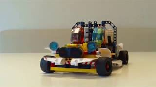 Lego Mindstorms EV3 Technik speed Build