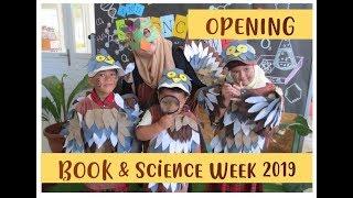 OPENING Book And Science Week _ Tunas Unggul Preschool