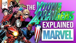 The Future of the MCU | MARVEL Studios' Young Avengers