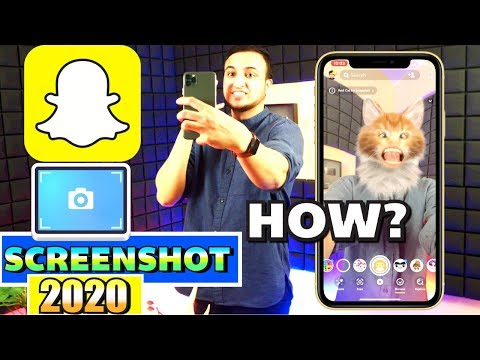 How To Screenshot On Snapchat Without Them Knowing | SNAPS, STORIES , CHATS (NO NOTIFICATION) - 2020