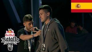 Baron vs Blon - Semifinales: Málaga, España 2017   Red Bull Batalla De Los Gallos thumbnail