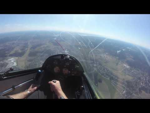 Pilatus B4 Aerobatic 2017