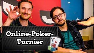 Das Online-Poker-Community-Turnier mit Lars & Andreas