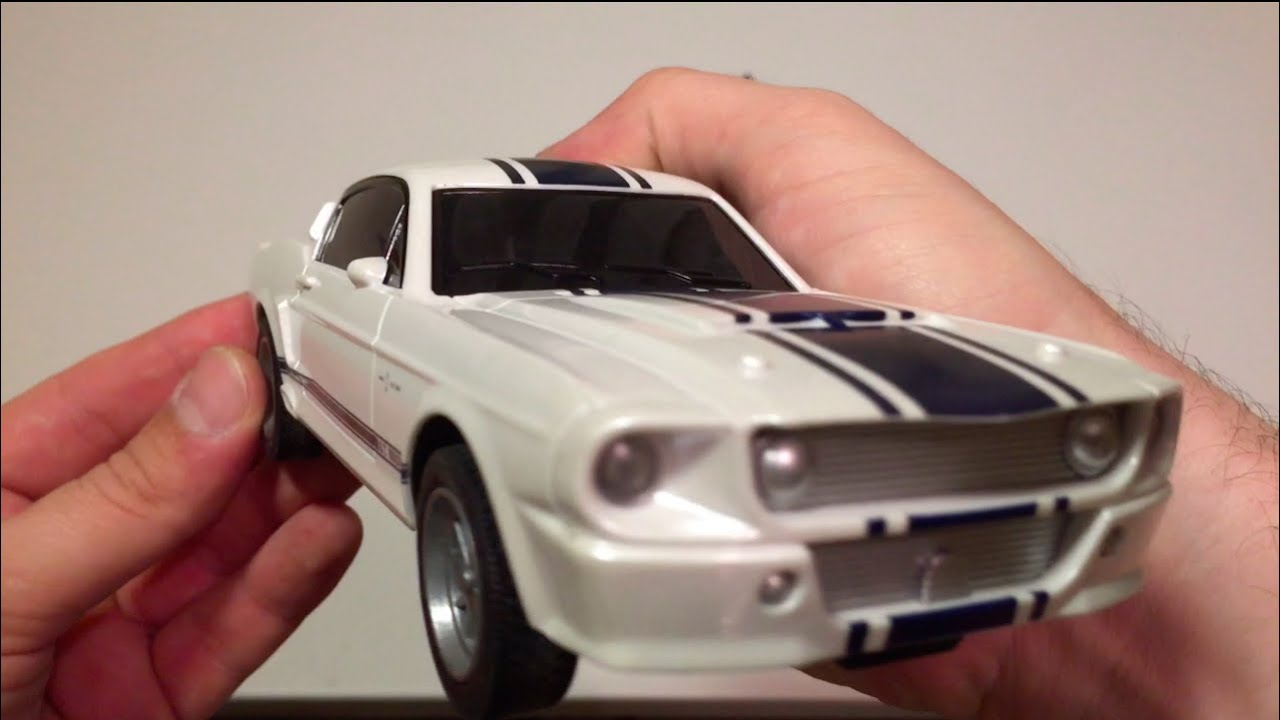 Rc ford mustang shelby 1967 review
