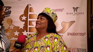 Nessyp Hollywood Connections Dawn Reese Khalilah Camacho-Ali's interview
