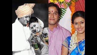 Real Life Couple |पहा चाहुल मधील शांभवी म्हणजेच रेश्मा शिंदे आणि अभिजीत चौगुले यांचे न पाहिलेले फोटो
