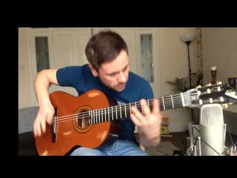 Rage Against The Machine – Killing In the Name – Fingerstyle