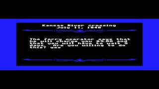 The Oregon Trail - Oregon Trail (APPLEII) - User video