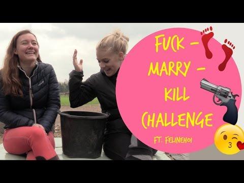 FUCK MARRY KILL TAG PAARDENVERSIE met Felinehoi! [ Madee Fleur ]