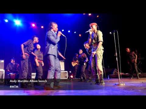 Andy Muridzo Ngwenya & Jah Prayzah collaborations at Andy muridzo album launch