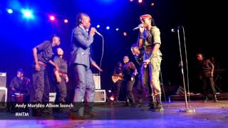 Andy Muridzo Ngwenya​ & Jah Prayzah​ collaborations at Andy muridzo album launch