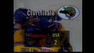 MS v Hokeji 1993 (dokument ČT)