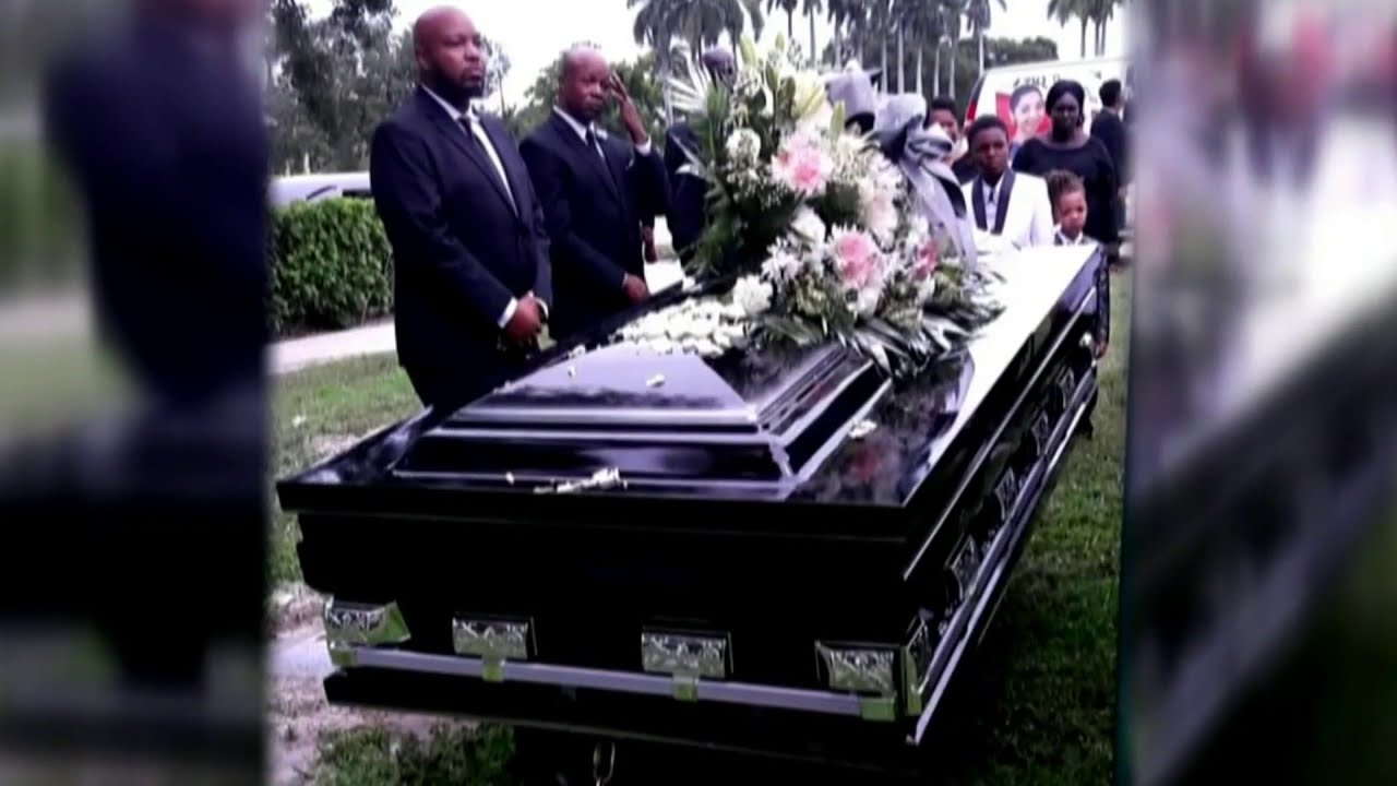 Broward Mans Burial Marred By Mistakes Youtube