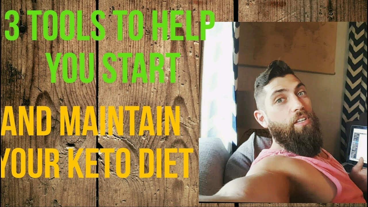 Keto Diet For Beginners: 3 Tools to start Your Keto Diet ...