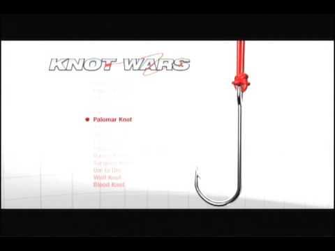 EyeCrosser vs Palamor - Round 5, Knot Wars 2008, fishing knots