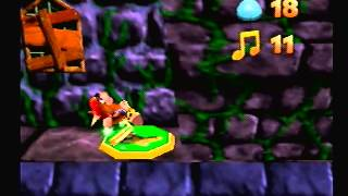 Banjo-Kazooie 100% speedrun in 2:23:26 (2:09:47 game time)