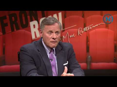 Richard Burr on Syria and Russian Relations | Front Row w/ Marc Rotterman
