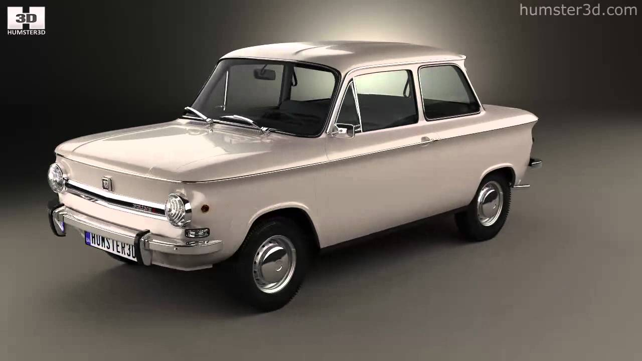 nsu prinz 4 1961 by 3d model store youtube. Black Bedroom Furniture Sets. Home Design Ideas