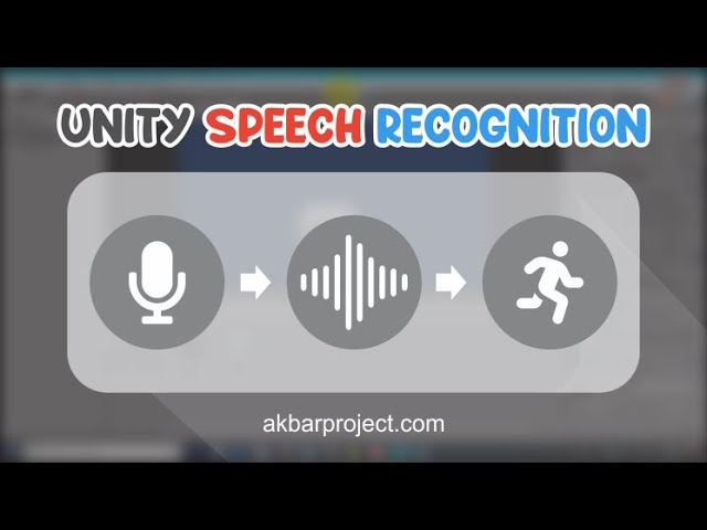 Tutorial Membuat Speech Recognition di Unity3D